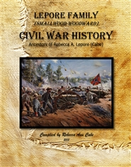LePore Civil War History cover image