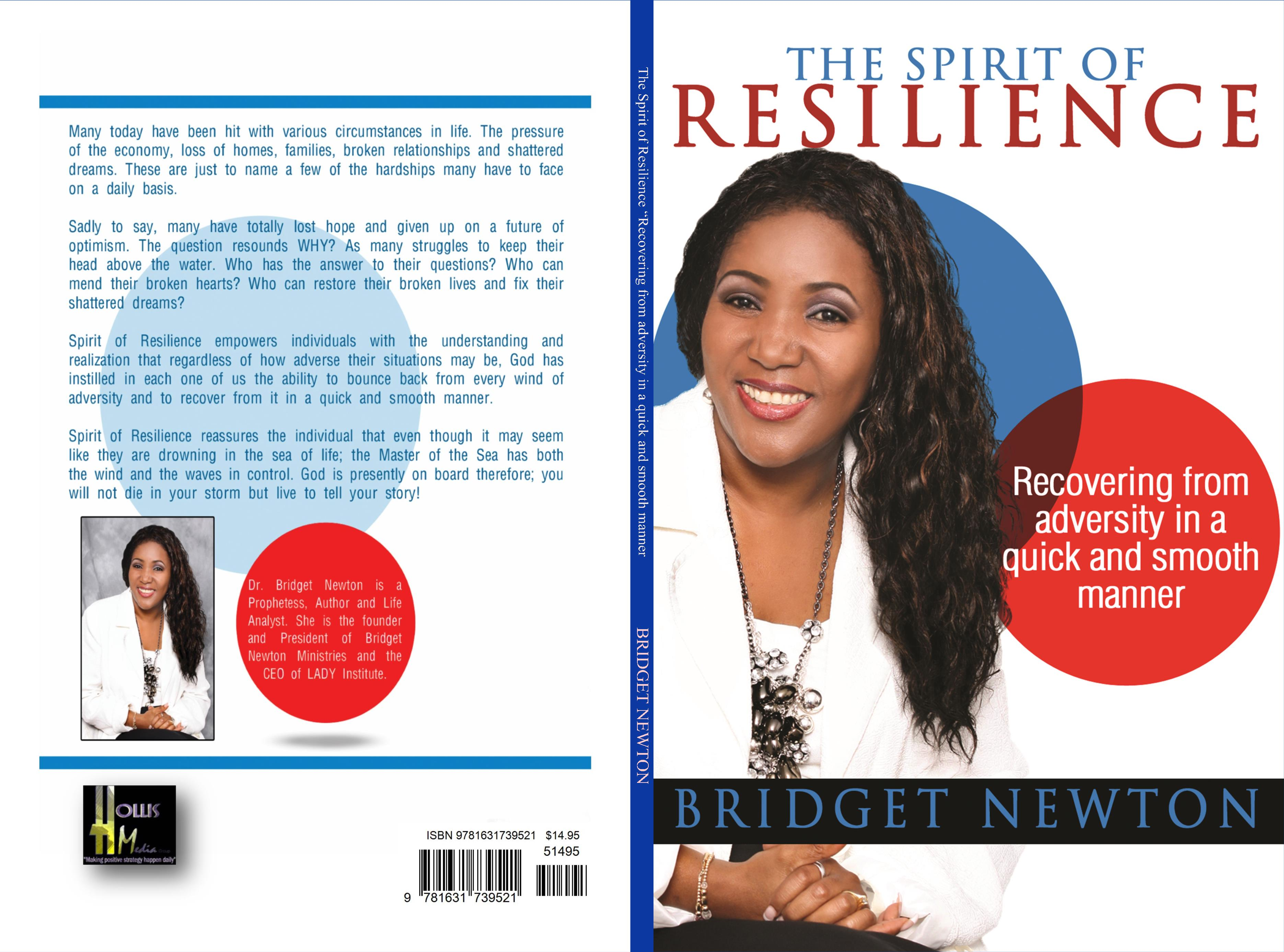 "The Spirit of Resilience ""Recovering from adversity in a quick and smooth manner cover image"