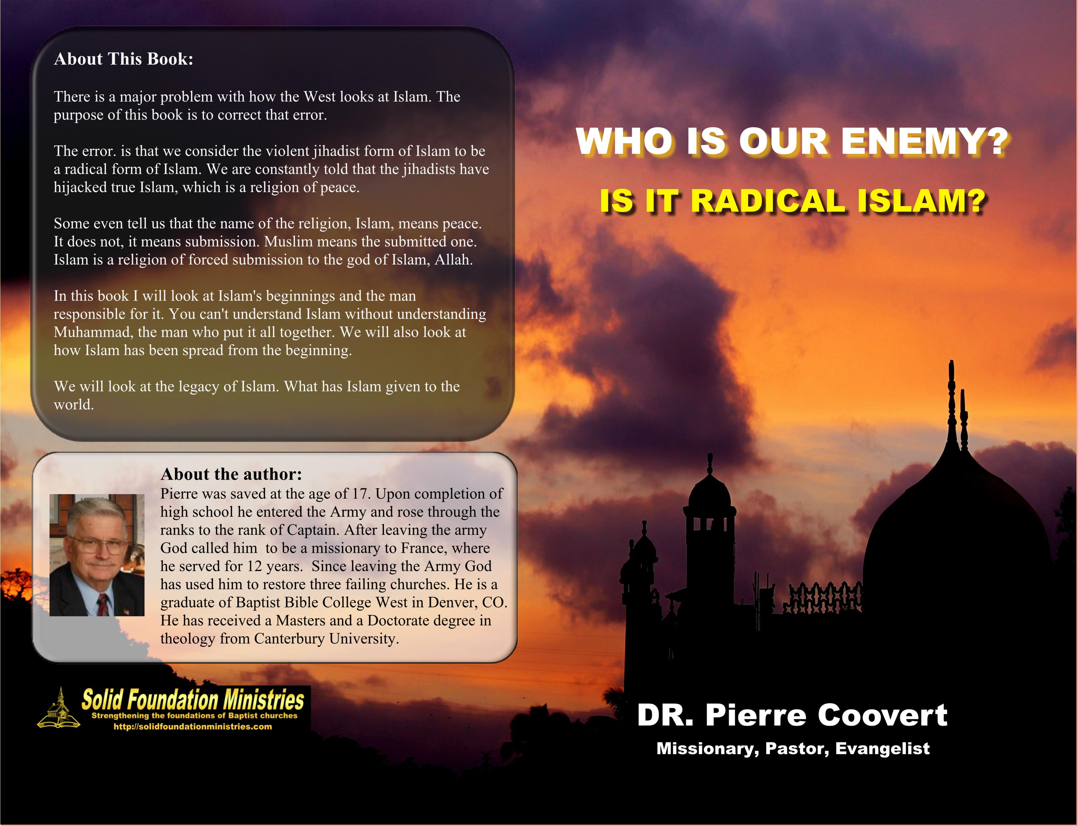 Who Is Our Enemy? cover image