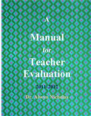 A Manual for Teacher Evaluation cover image