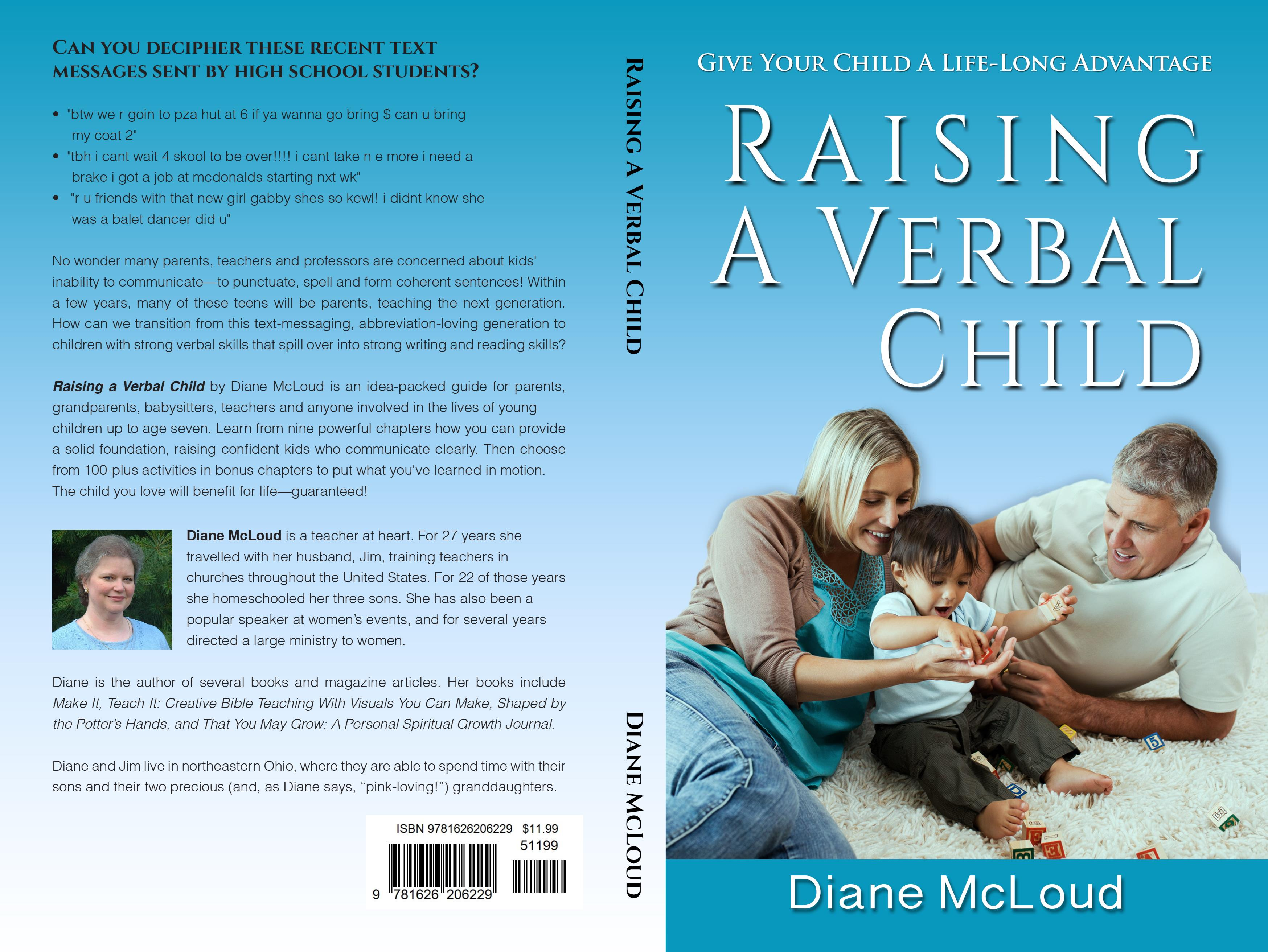 Raising A Verbal Child cover image