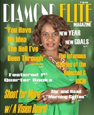 Diamond Elite Magazine 1st Quarter 2018 cover image
