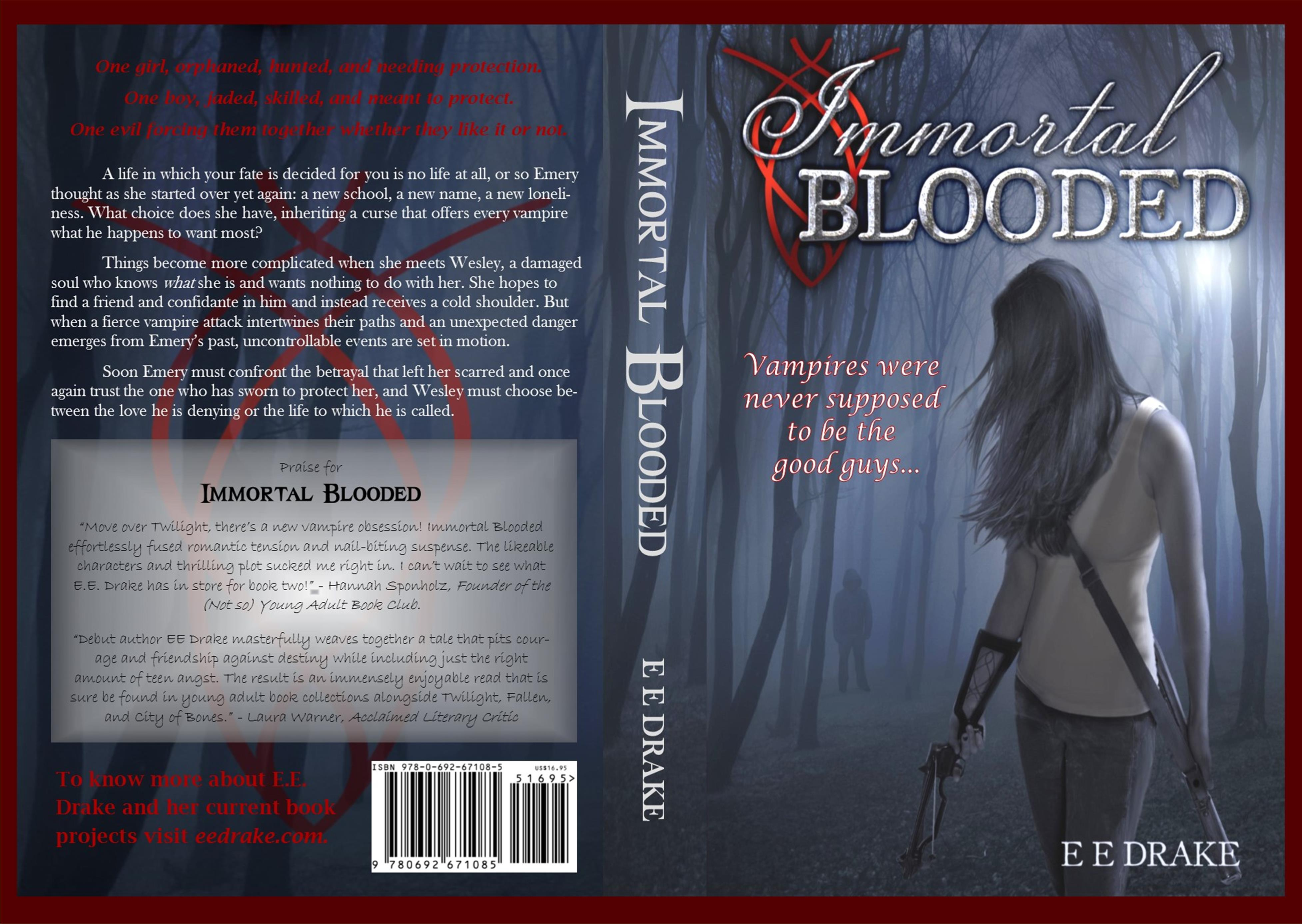 Immortal Blooded cover image