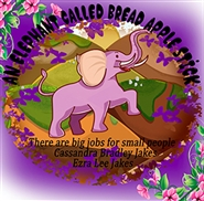 An Elephant Called Bread Apple Stick cover image