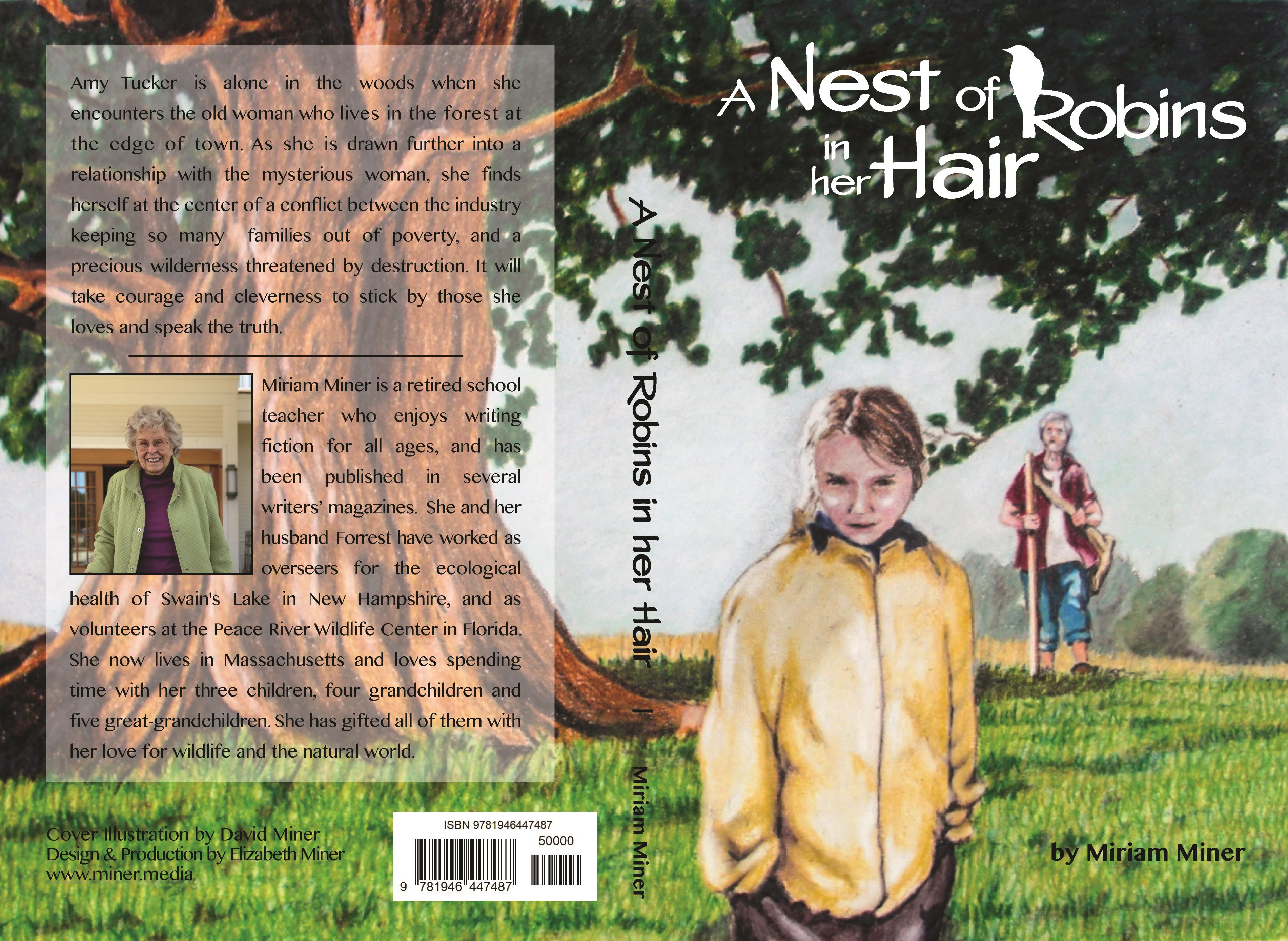 A Nest of Robins in her Hair cover image