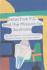 Detective P.D. and the Mission to Australia cover image