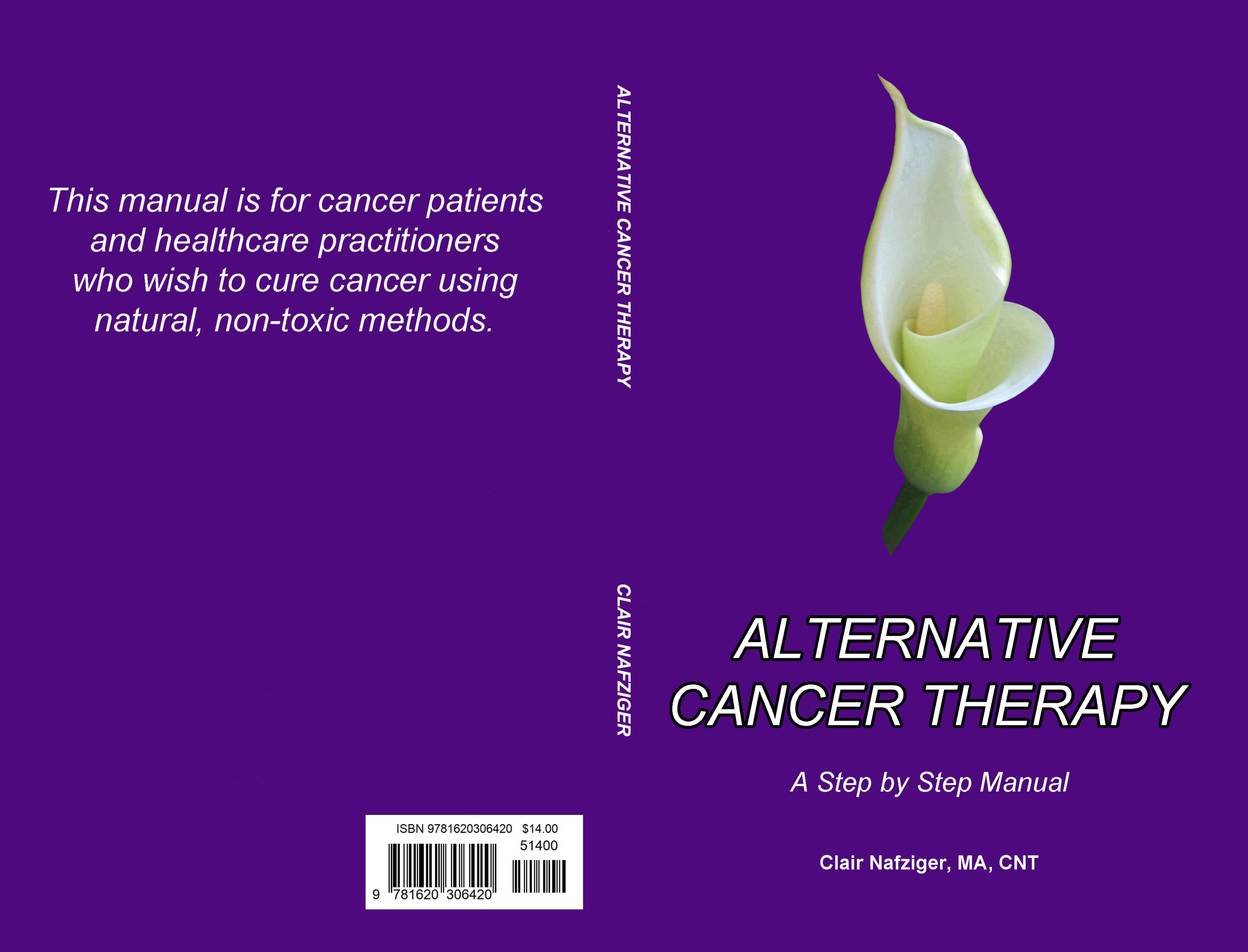 Alternative Cancer Therapy cover image