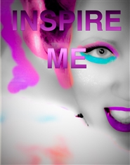 Inspire me journal cover image