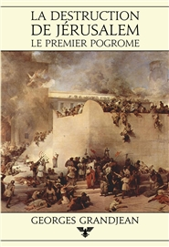 La destruction de Jérusalem cover image