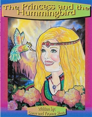 The Princess and the Hummingbird 2015 cover image