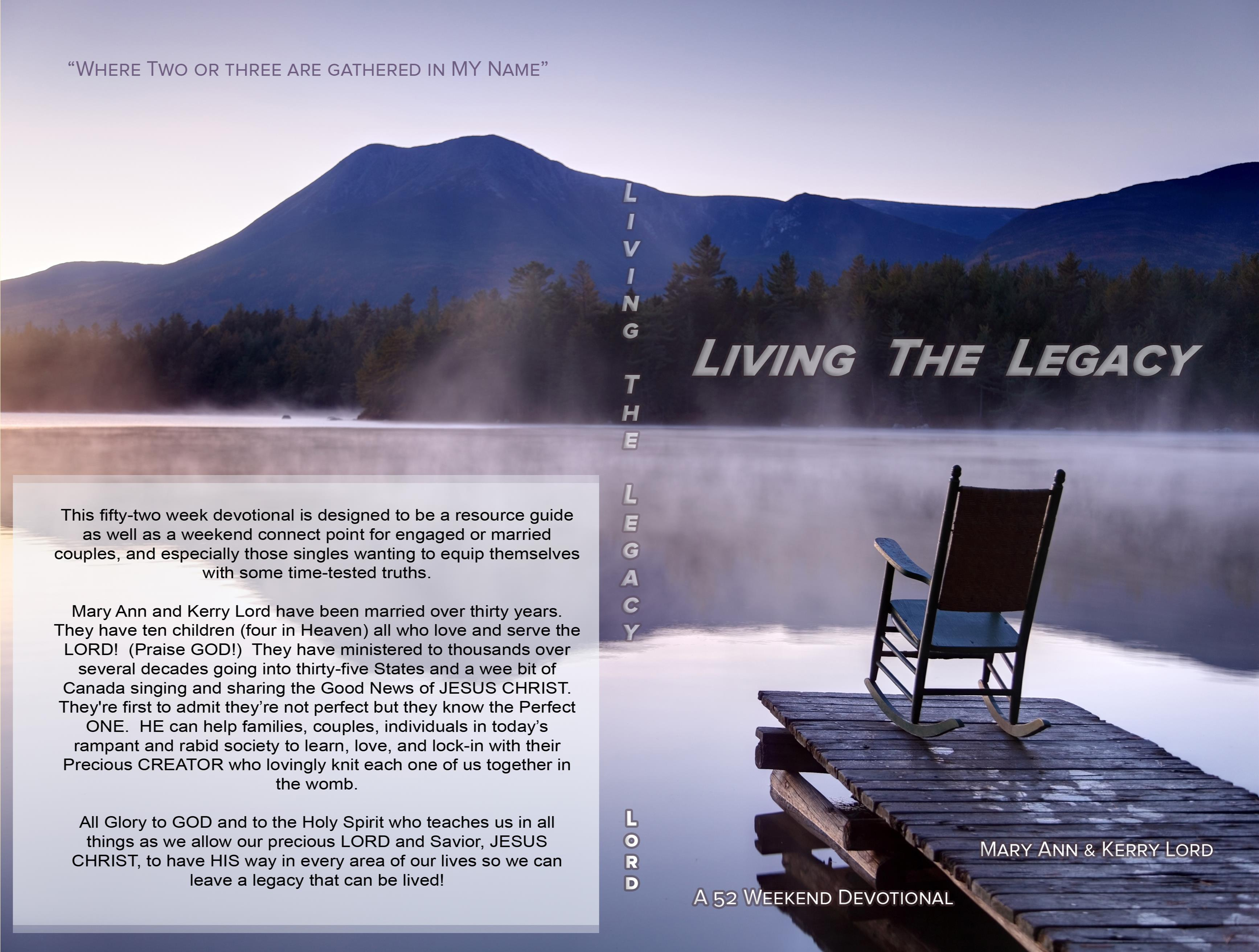 Living The Legacy cover image