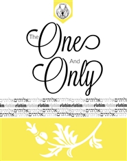 The One And Only Jesus Daily Devotional: A Key Word Bible Studies Journal: Summer cover image