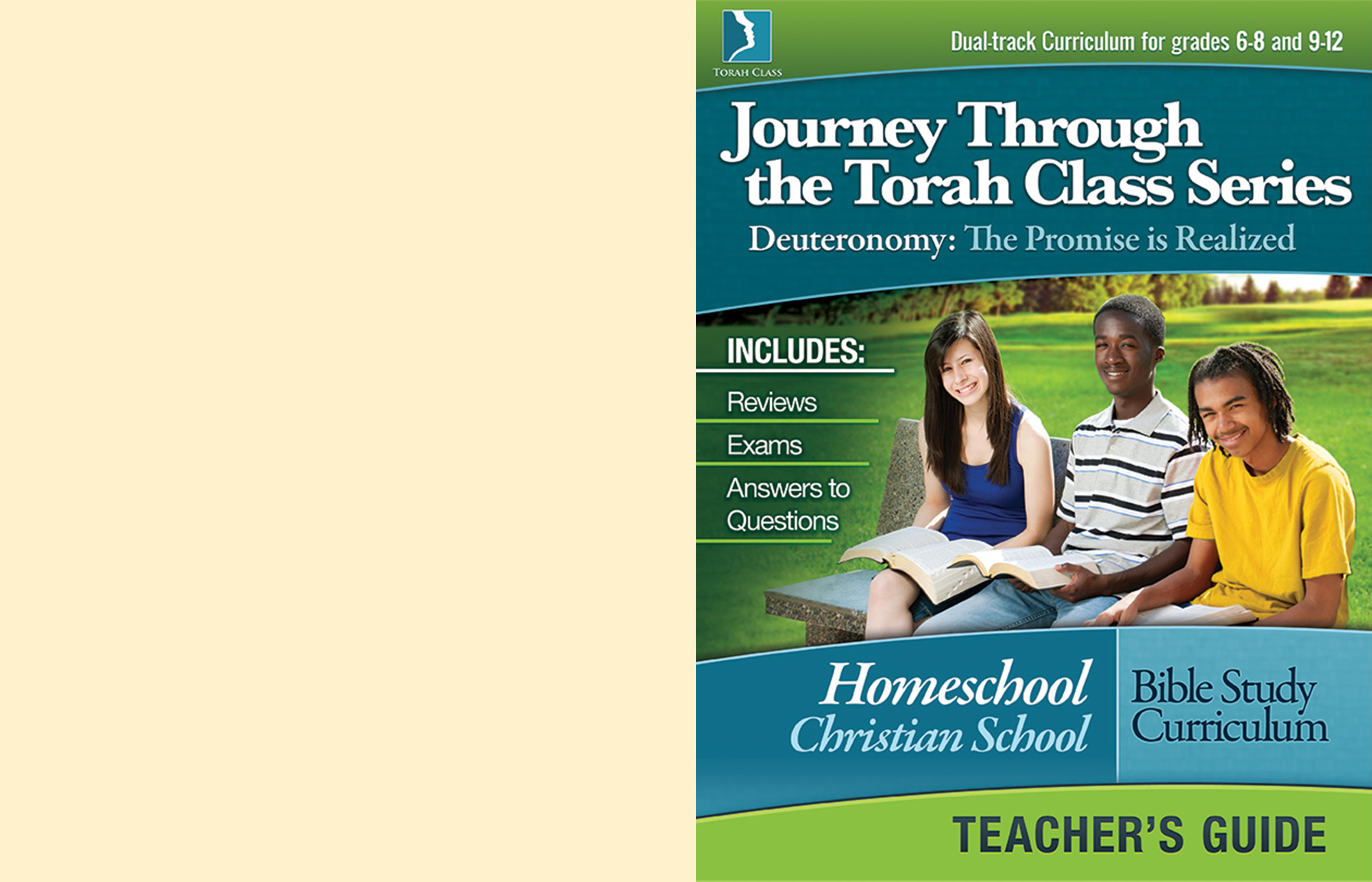 Deuteronomy: The Promise is Realized, Teacher