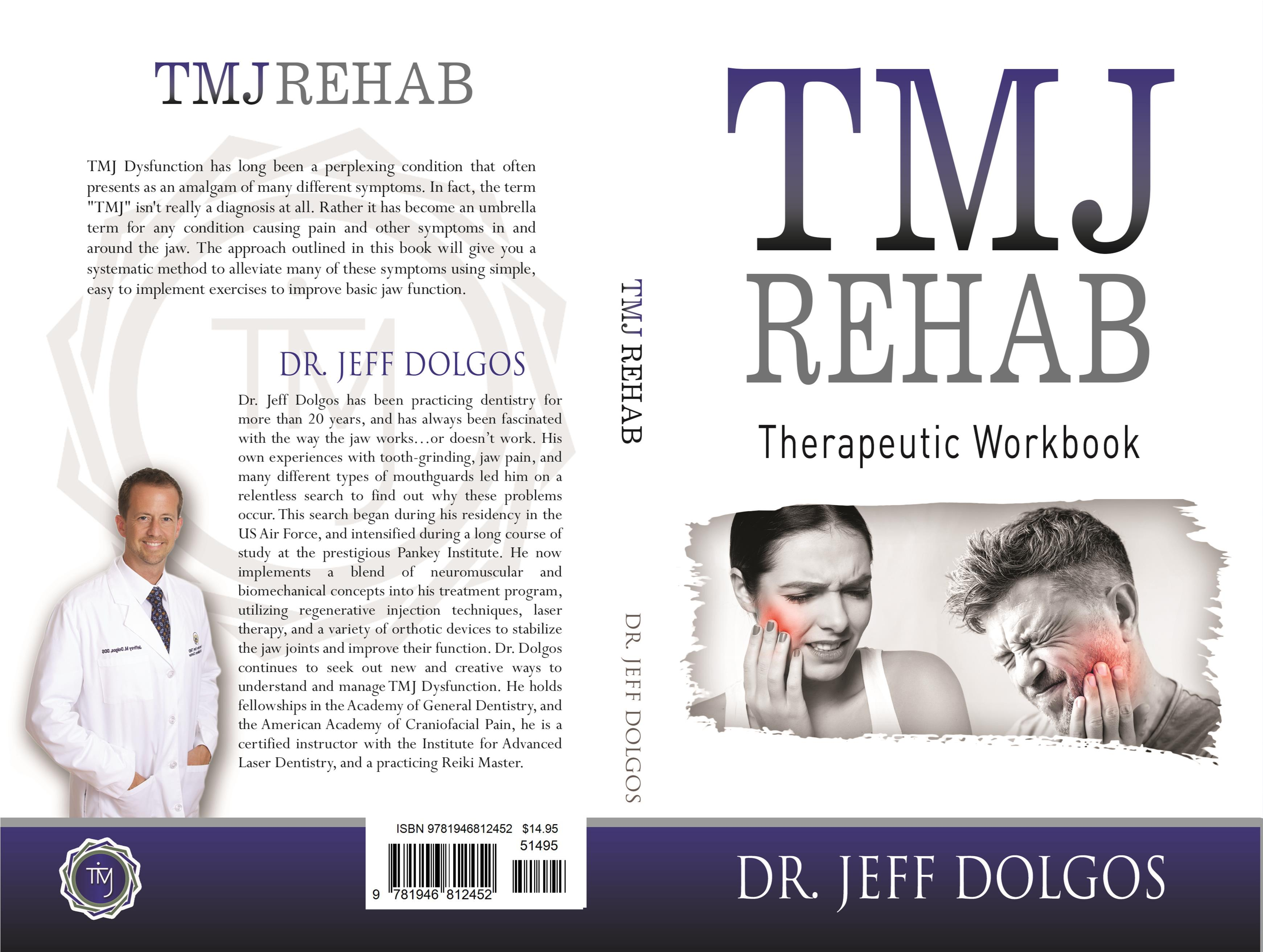 TMJ Rehab: A Step-By-Step Approach to Overcoming Jaw Pain cover image