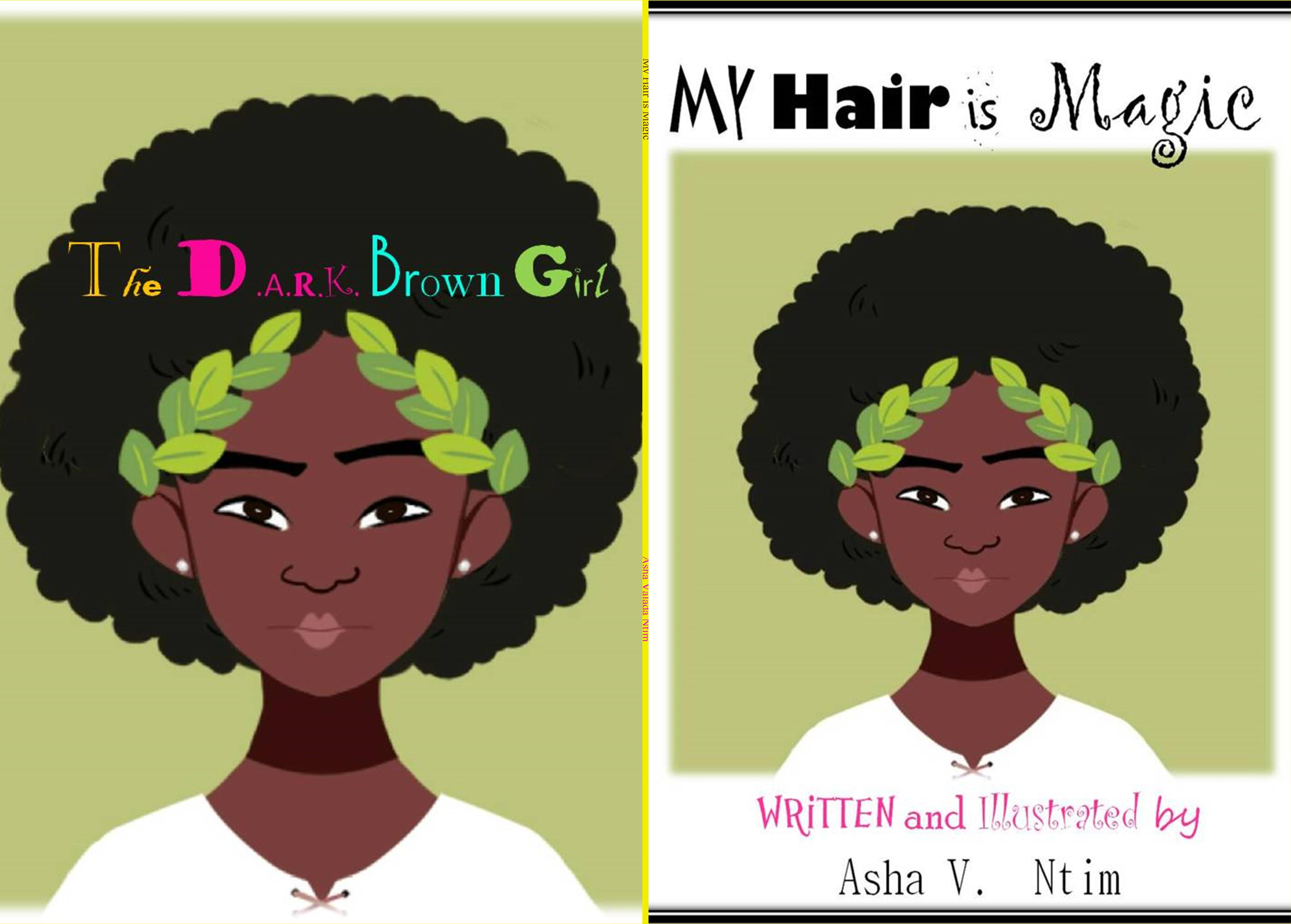 My Hair is Magic cover image