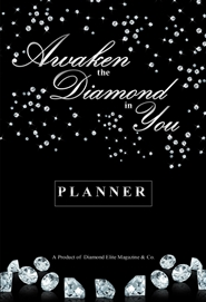 Awaken the Diamond in You Planner cover image