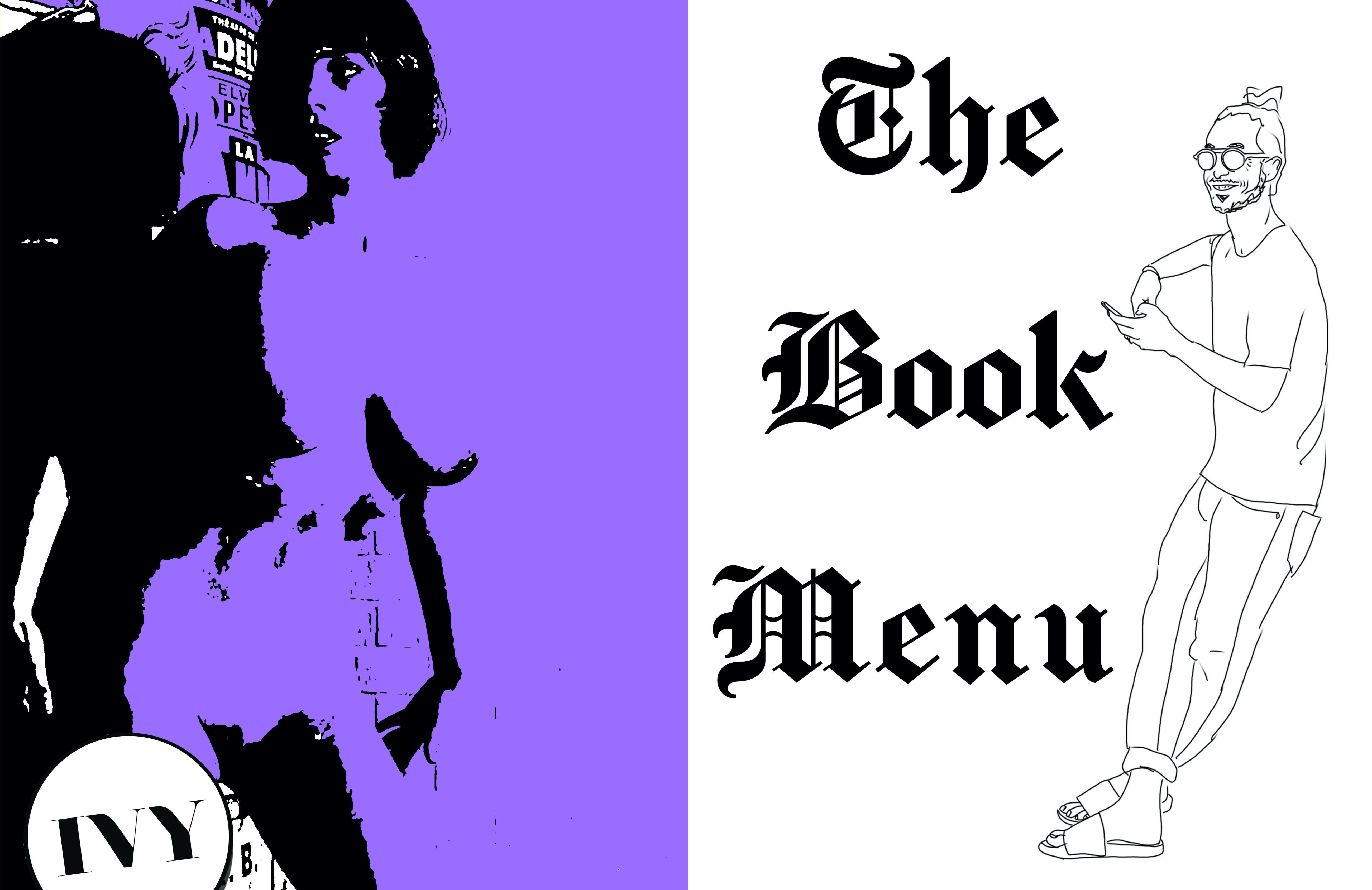 The Book Menu cover image