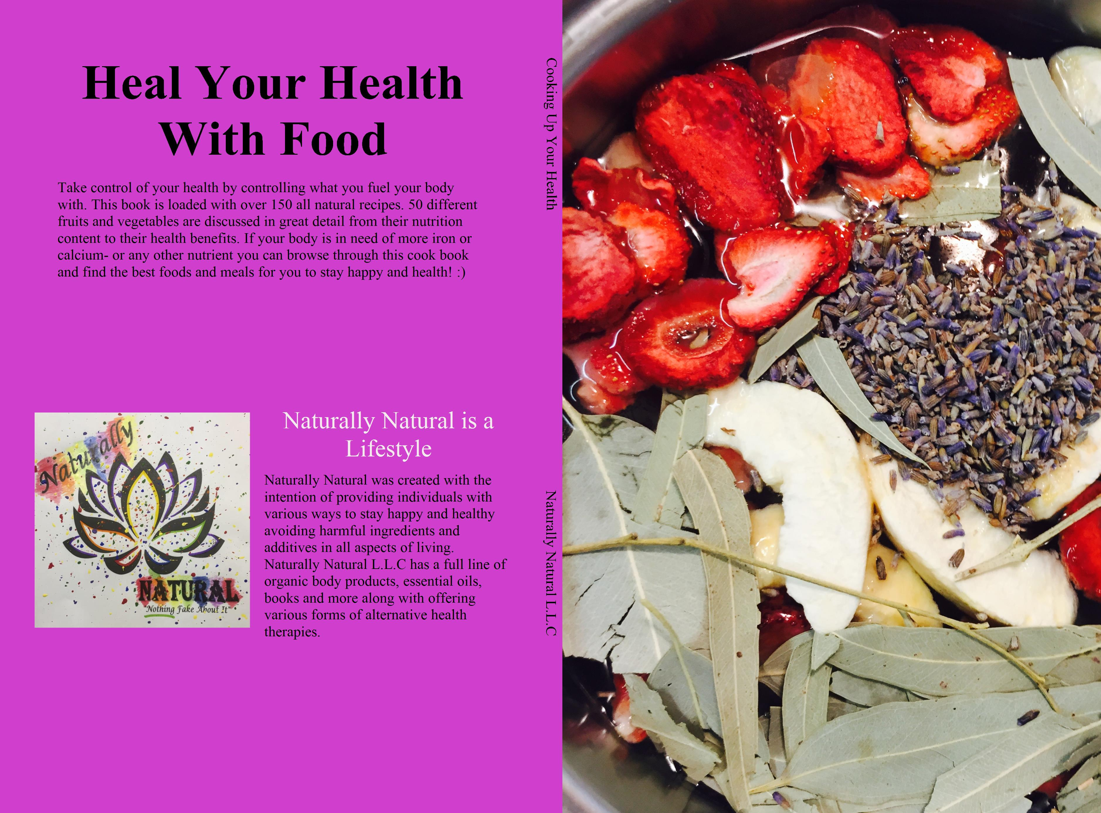 Cooking Up Your Health cover image