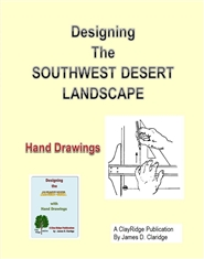 Designing the Southwest Landscape by Hand cover image