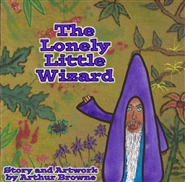The Lonely Little Wizard cover image