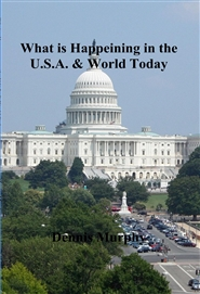 What is Happeining in the U.S.A. & World Today cover image