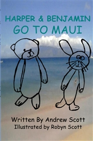 Harper and Benjamin Go To Maui cover image