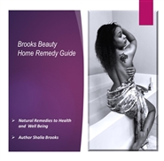 Brooks Beauty Home Remedy Guide cover image