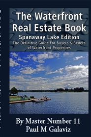 The Waterfront Real Estate Book-Spanaway Lake Edition cover image
