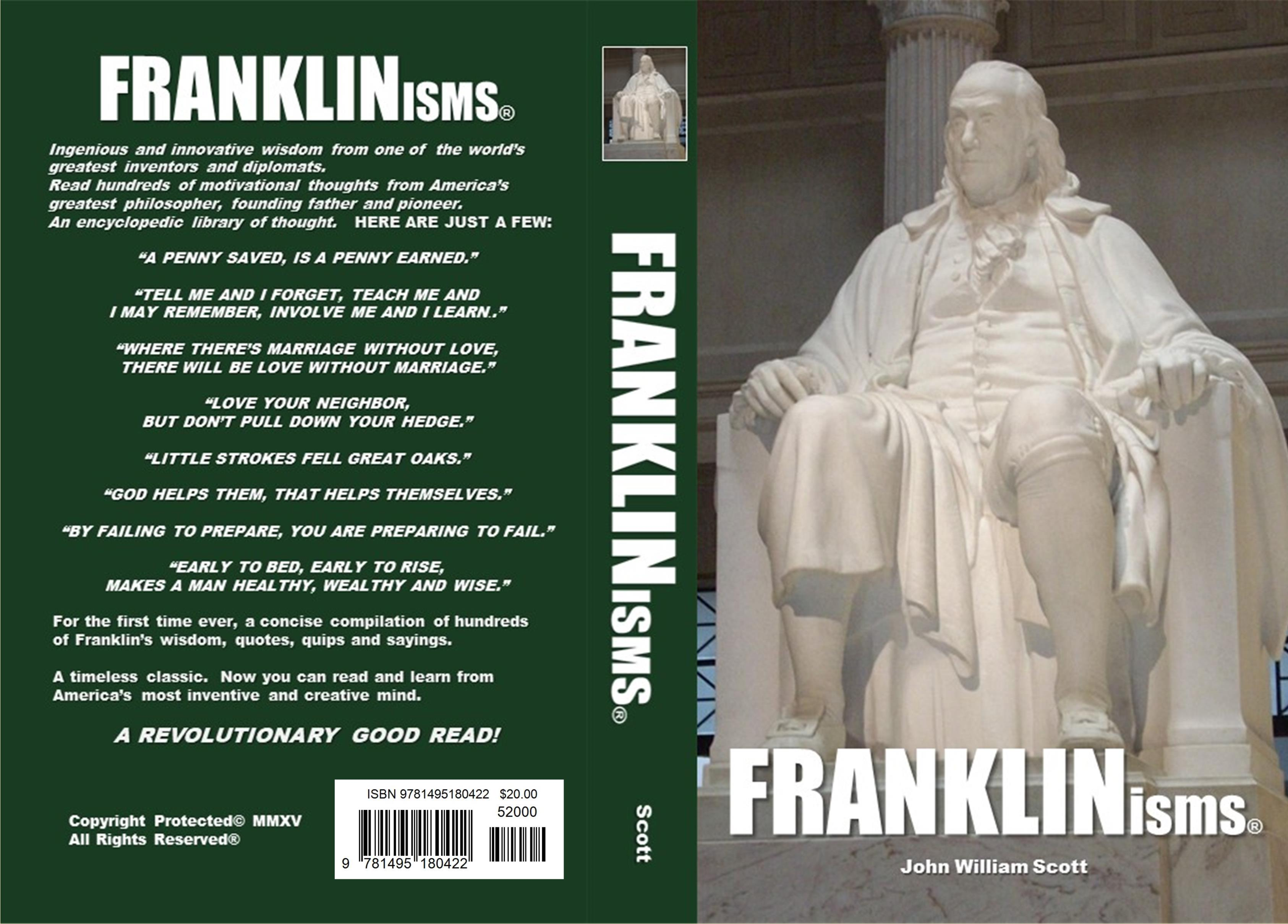 FRANKLINisms cover image