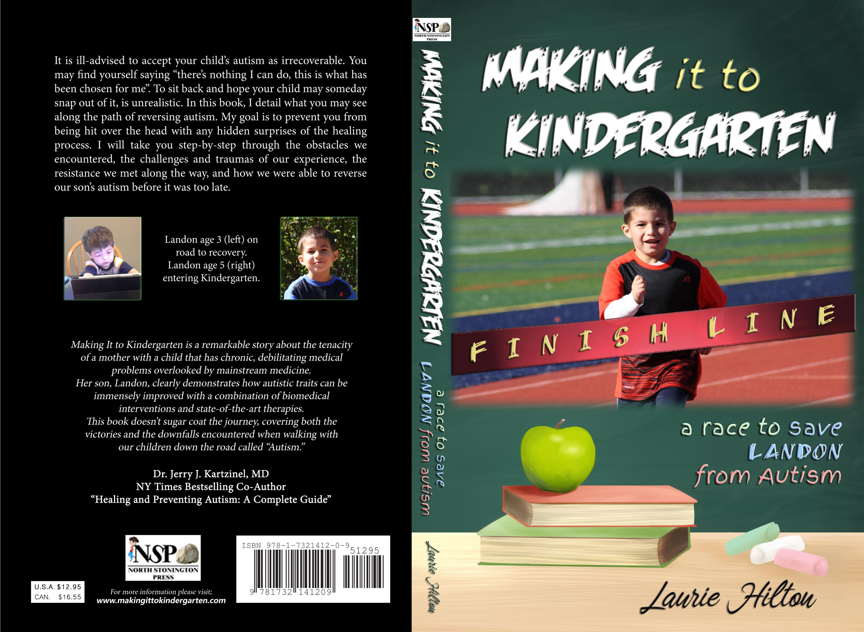 Making it to Kindergarten cover image