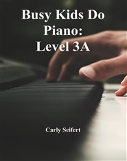 Busy Kids Do Piano: Level 3A cover image