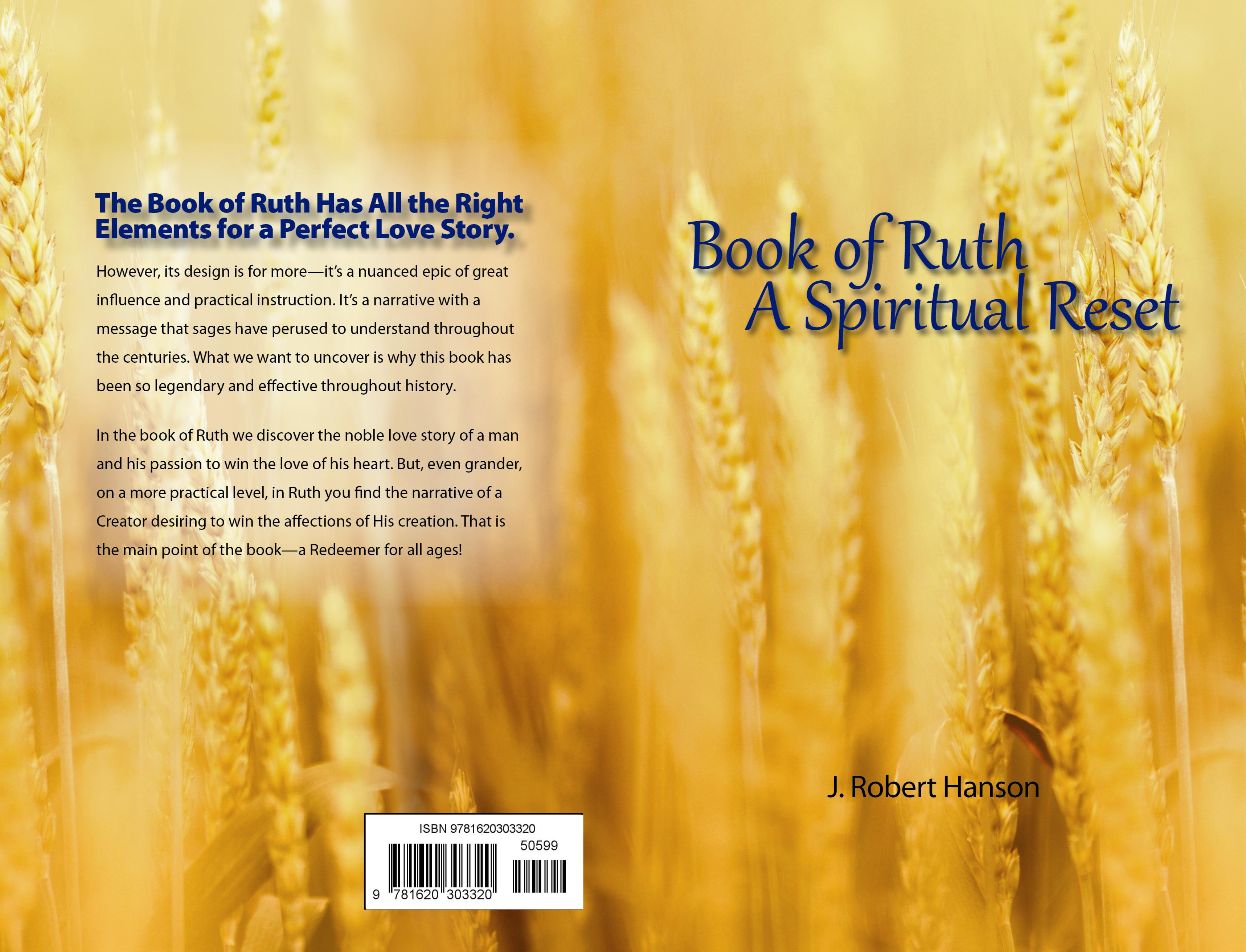 Book of Ruth—A Spiritual Reset cover image
