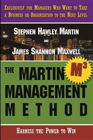 The Martin Management Method cover image