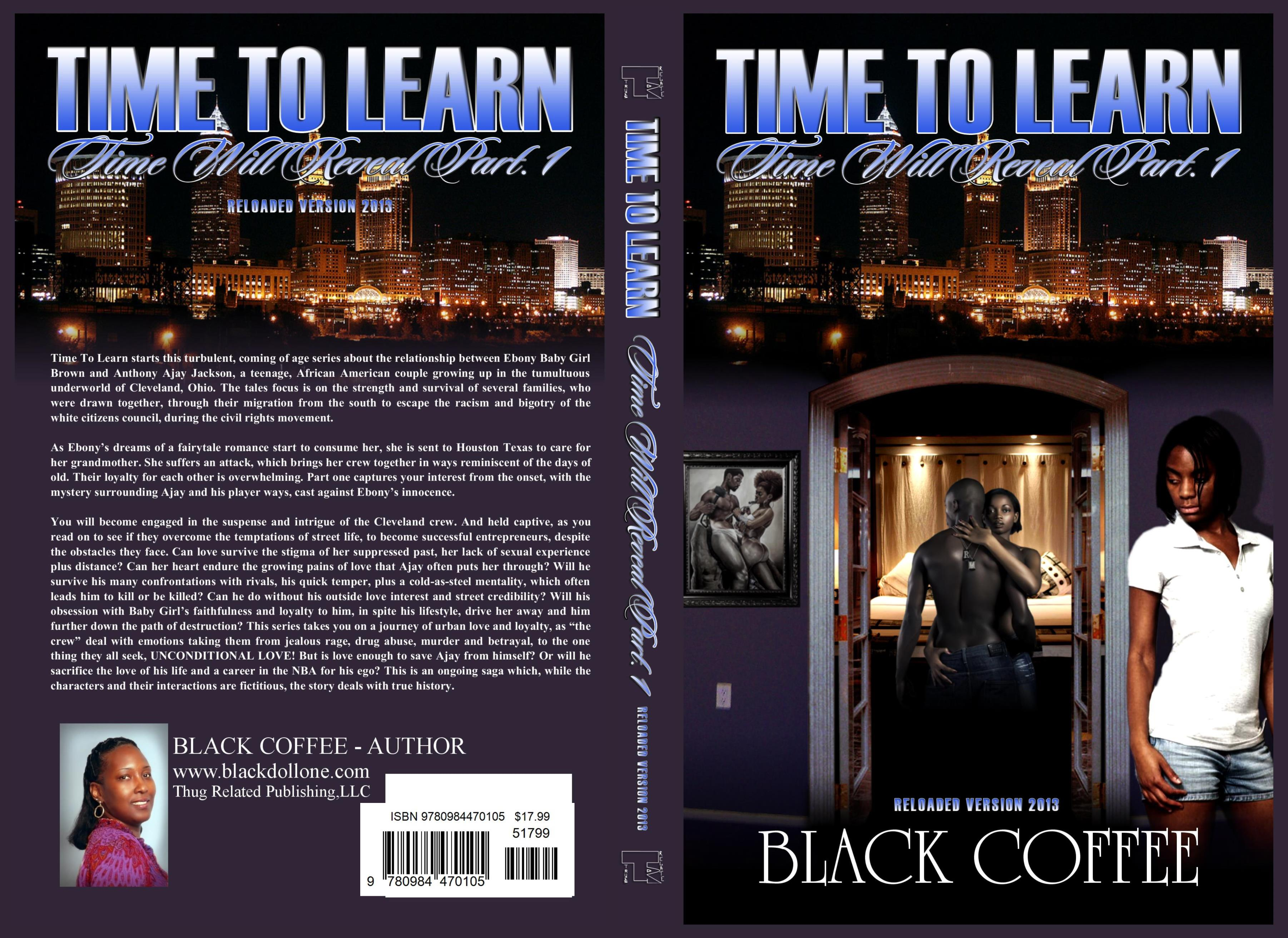 TIME TO LEARN-RELOADED-Time Will Reveal part 1 cover image