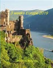 3 weeks Europe 2019 cover image