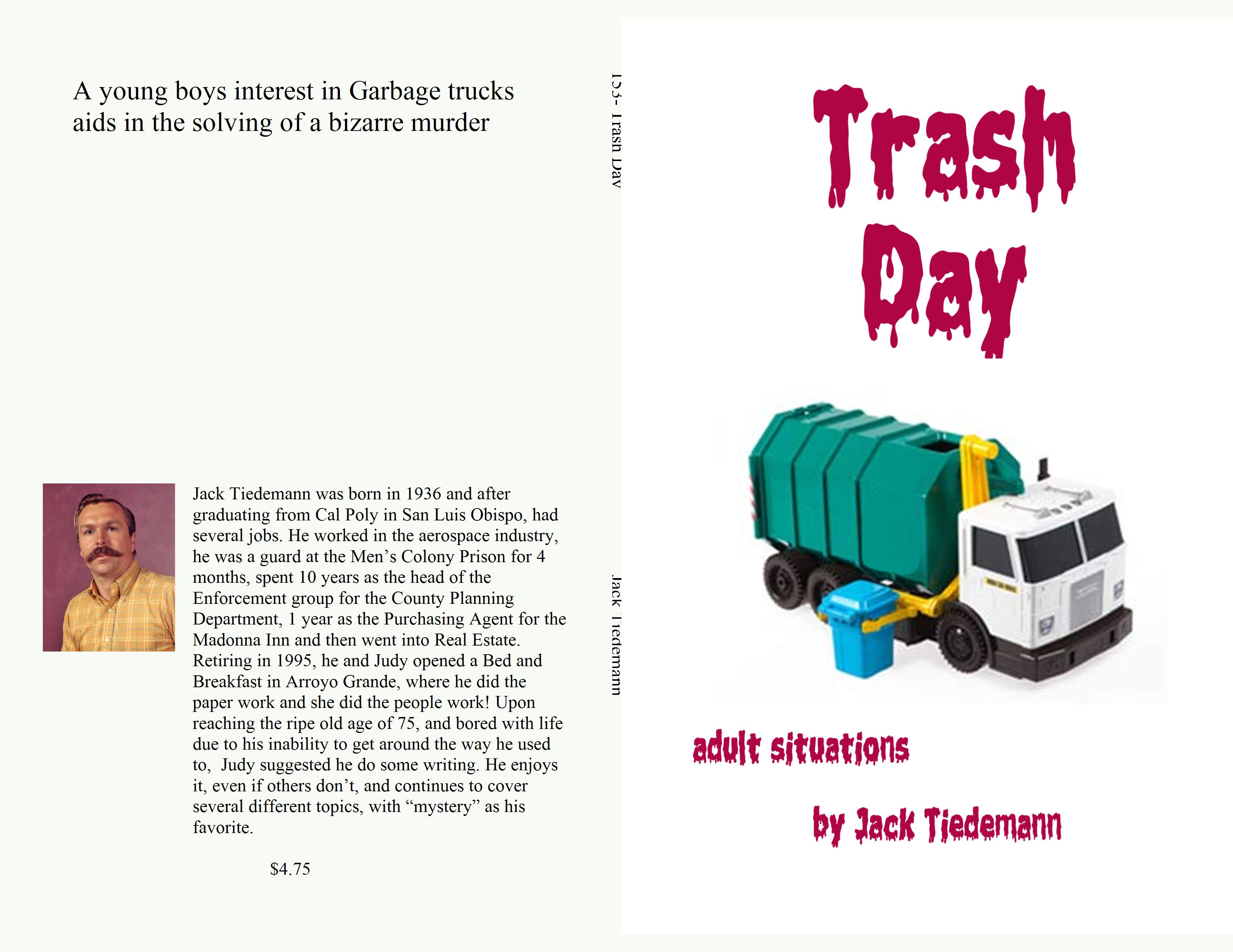 153- Trash Day cover image