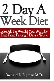 Two Day a Week Diet cover image