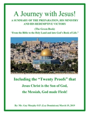 Journey with Jesus A Summary cover image