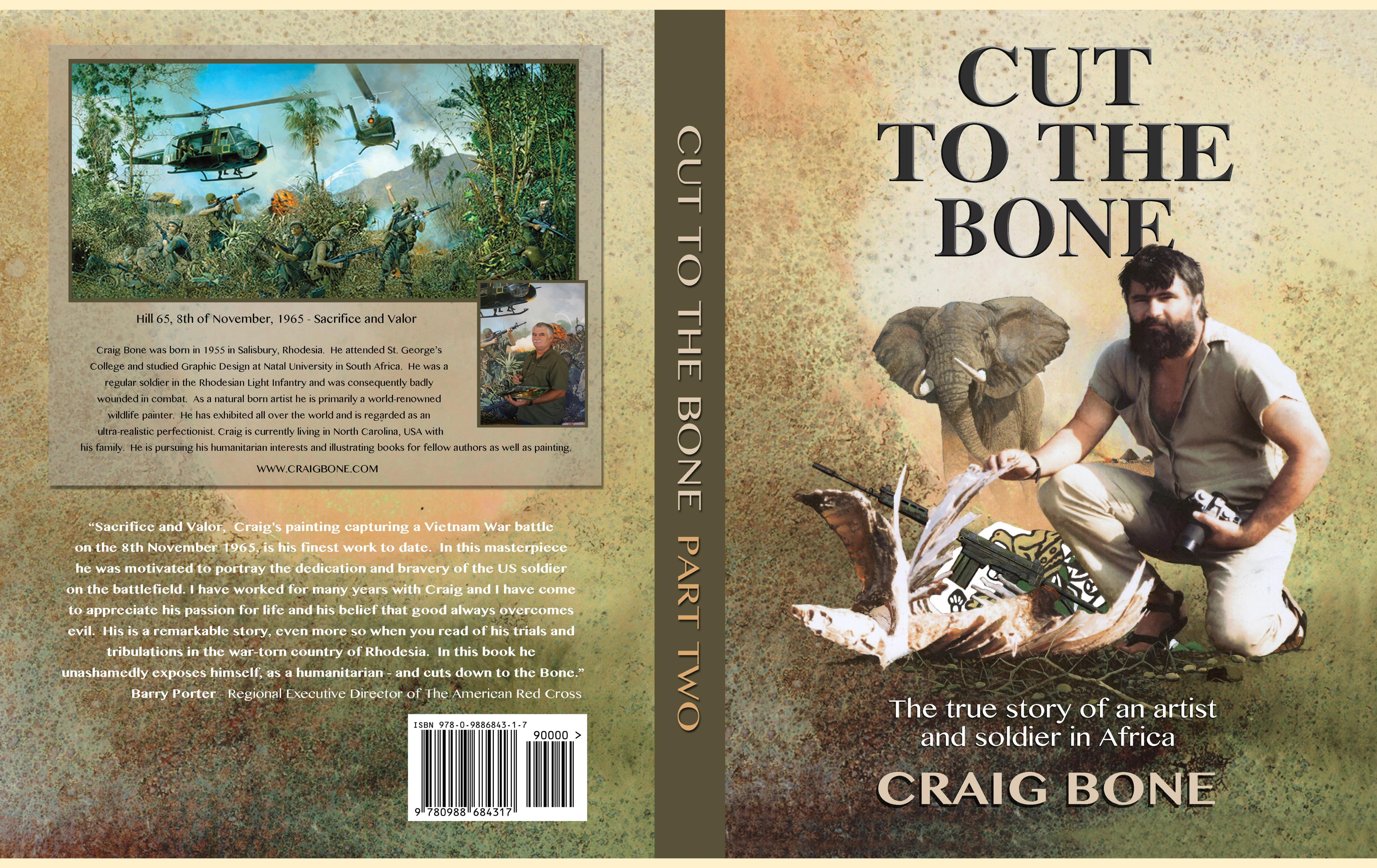 Cut to the Bone Part 2 cover image