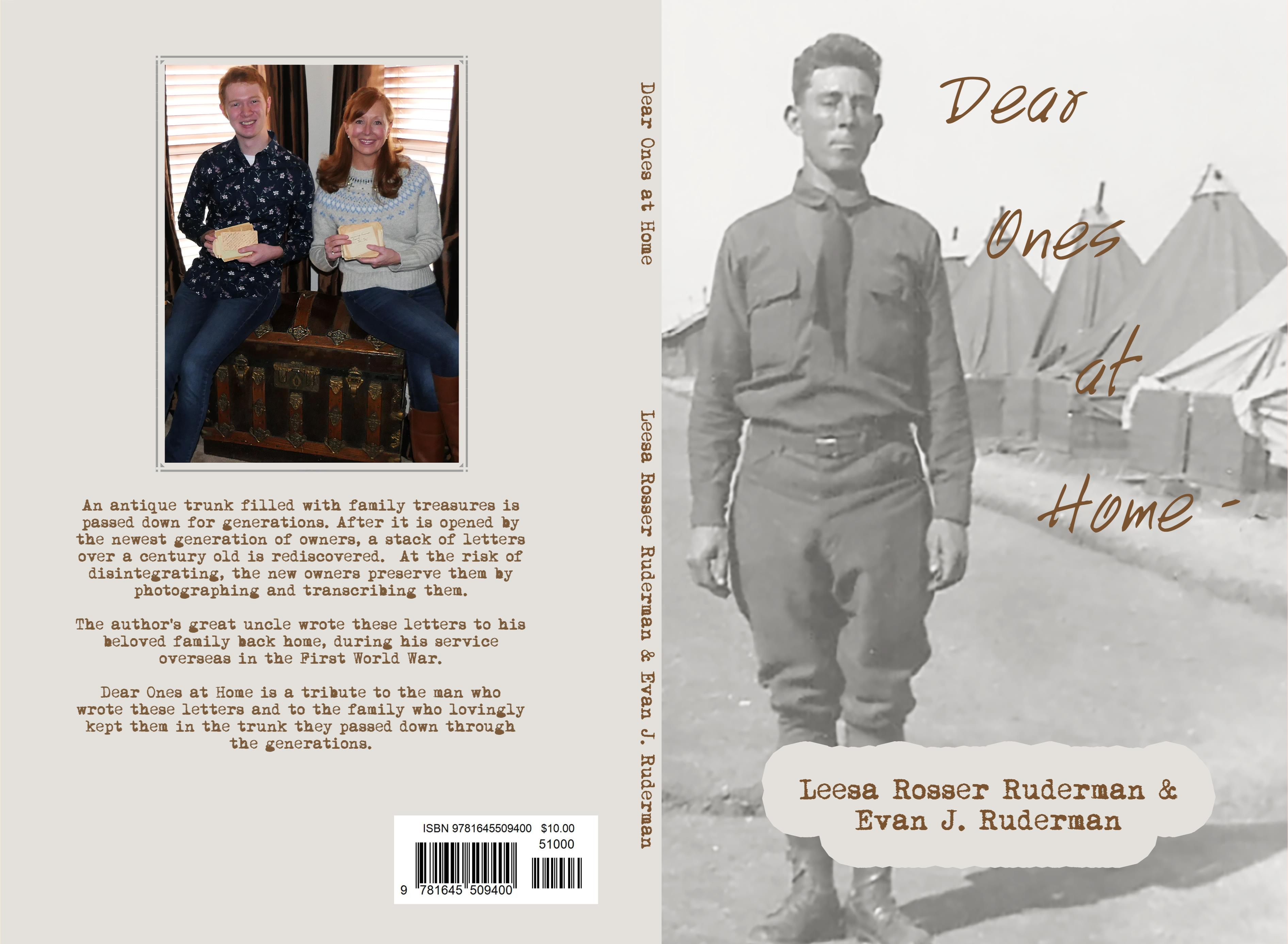 Dear Ones at Home cover image
