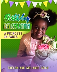 Birthday Celebration: A Princess in Paris cover image