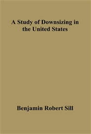 A Study of Downsizing in the United States cover image