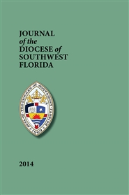 Journal of the Diocese of Southwest Florida 2014 cover image
