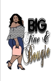 Big, Fine & Bougie journal cover image