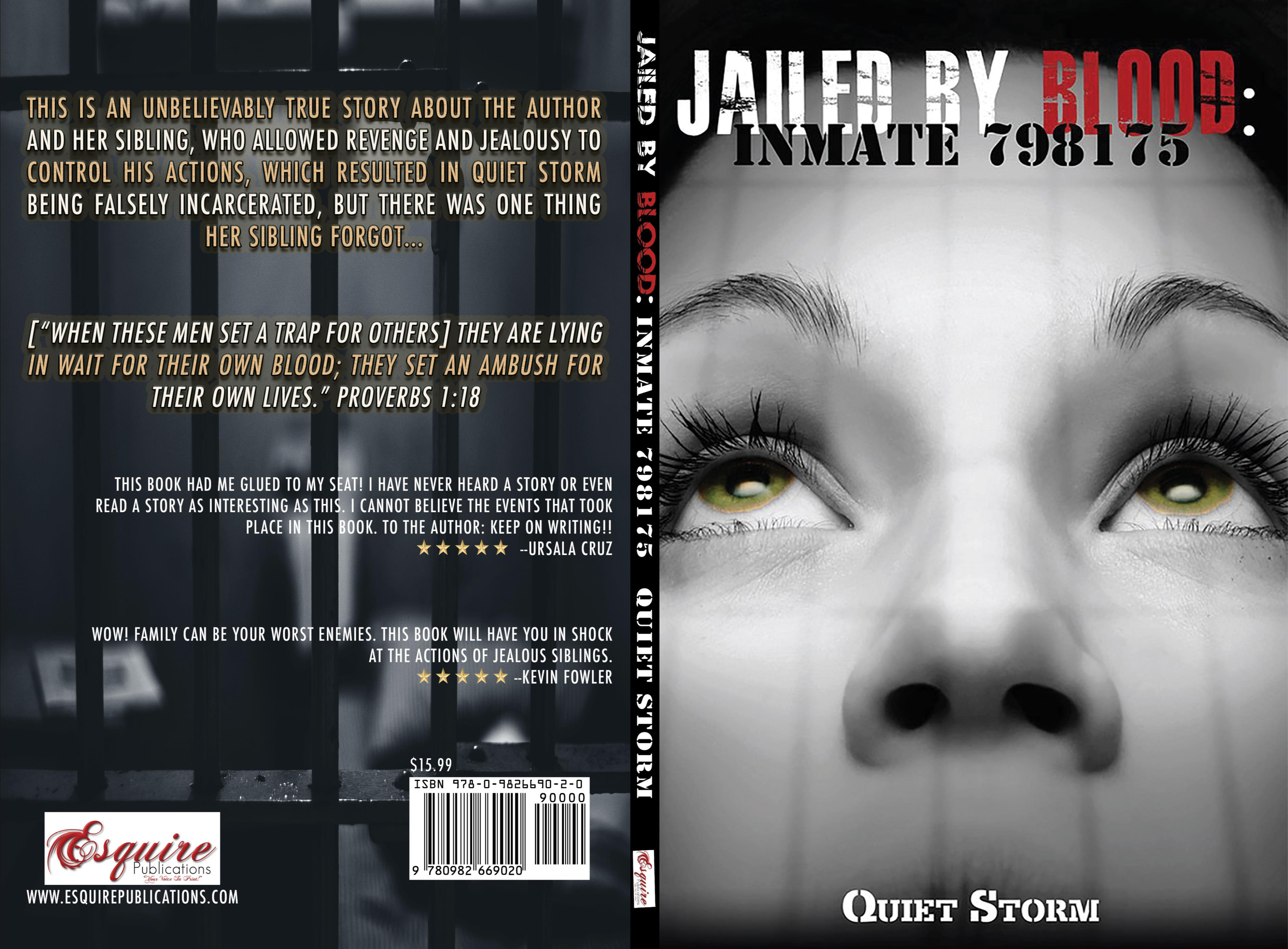 Jailed By Blood: Inmate 798175 cover image