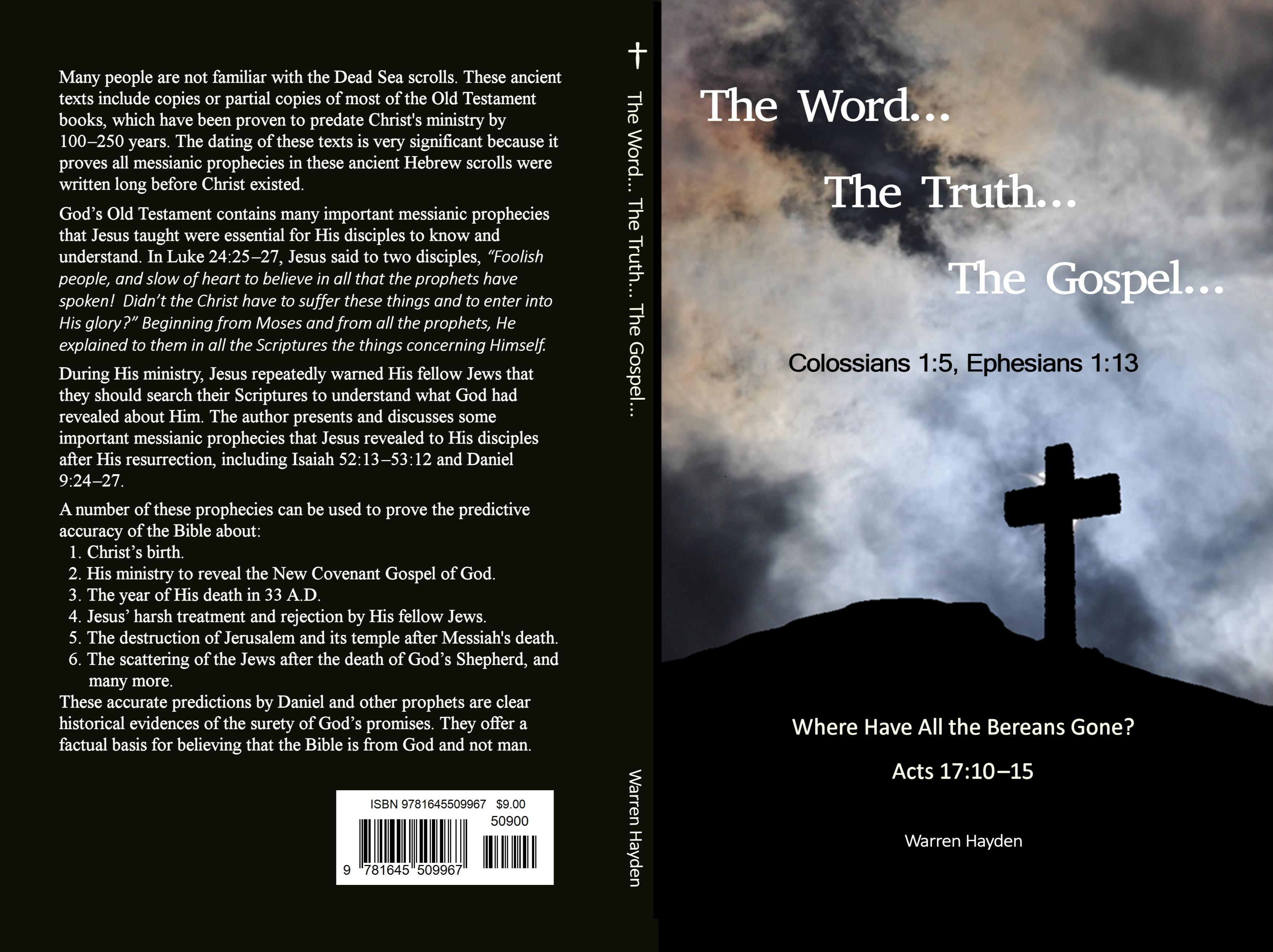 The Word... The Truth... The Gospel... cover image