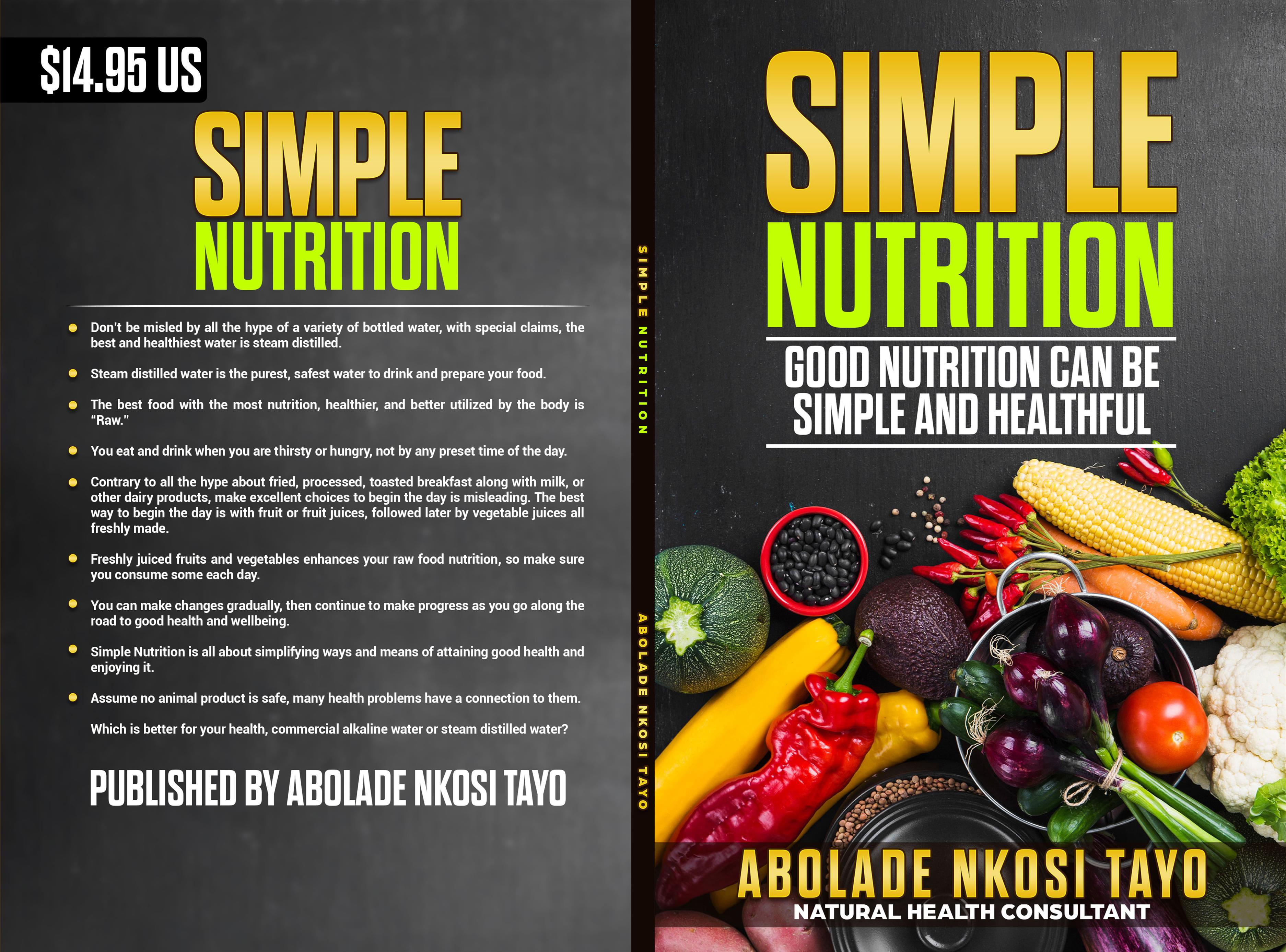 SIMPLE NUTRITION cover image