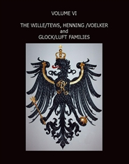 THE WILLE/TEWS, HENNING /VOELKER and GLOCK/LUFT FAMILIES cover image
