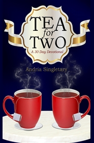 Tea For Two: A 30 Day Devo ... cover image