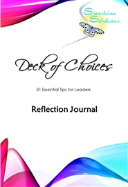Deck of Choices Reflection ... cover image